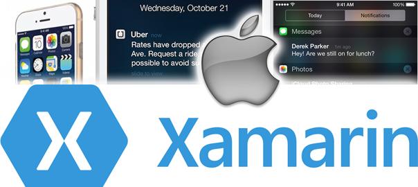 Handling Push Notifications in Xamarin iOS when App is Closed