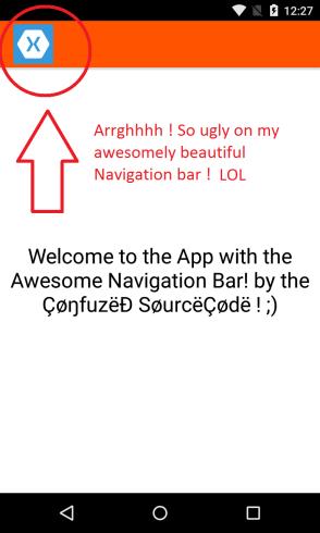 Nexus 4 (Lollipop) Screenshot 1