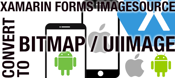An awesome Image Helper to convert Xamarin Forms ImageSource