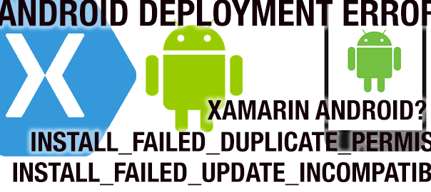 android-deployment-error