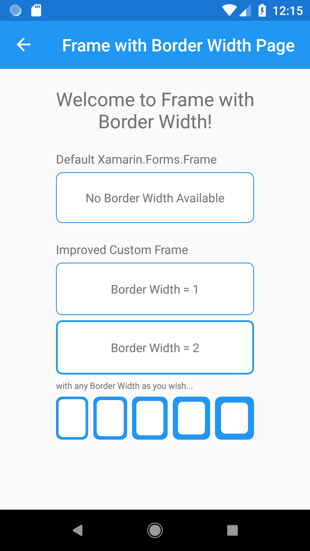 XFHACKS-007 Frame with a Border Width! | ÇøŋfuzëÐ SøurcëÇødë