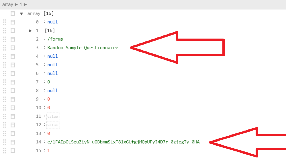 google form hack github Programmatically access your complete Google Forms skeleton