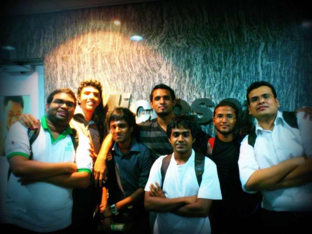 Microsoft Student Champs Ambassadors Sri Lanka APIIT 2012