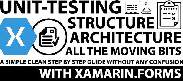 XAMVVM-02 UnitTesting with Xamarin.Forms!